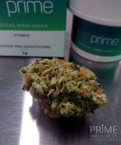 Dry Leaf Marijuana Tres Star Highwayman