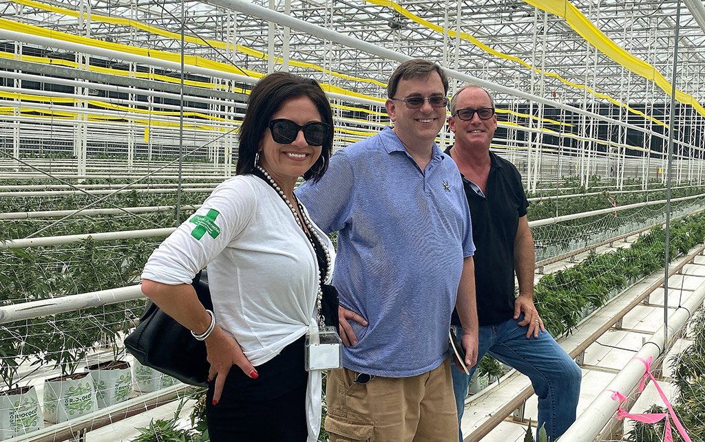 Jaime Toigo, Eric Hauser, Mark Toigo